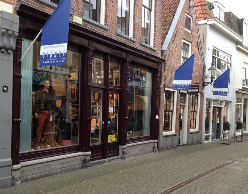 Zipper Fashion te Weesp